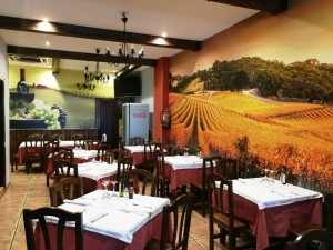 La Bóveda Restaurante salón