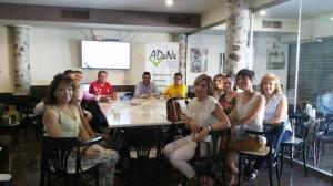 reunion-socios-adene-primer-año
