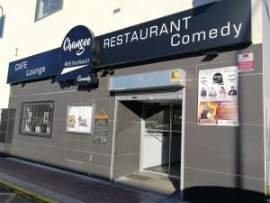 Changoo Comedy Fachada
