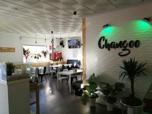 Changoo Comedy interior